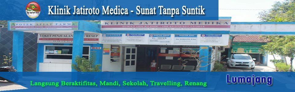 Klinik JMC Jatiroto Melayani Khitan Tanpa Suntik Dan Rawat Luka